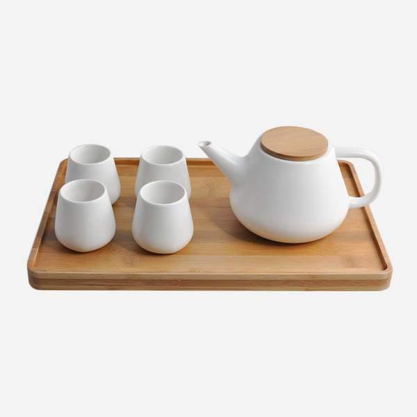 ZenBook Tea Set